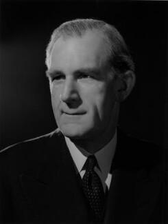 Thomas Dunlop Galbraith, 1st Baron Strathclyde, by Bassano Ltd - NPG x77282
