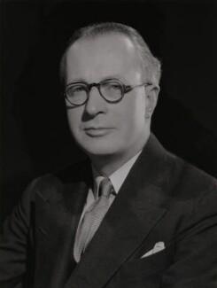 (Victor Frederick) William Cavendish-Bentinck, 9th Duke of Portland, by Bassano Ltd - NPG x77424
