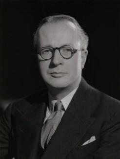 (Victor Frederick) William Cavendish-Bentinck, 9th Duke of Portland, by Bassano Ltd - NPG x77425