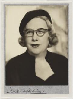 Dorothy Wilding, by Dorothy Wilding - NPG x27406