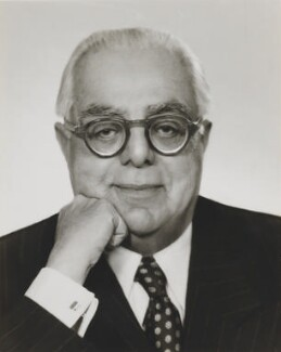 Aga Khan III (Mohammed Shah), by Dorothy Wilding, 1953 - NPG x4354 - © William Hustler and Georgina Hustler / National Portrait Gallery, London
