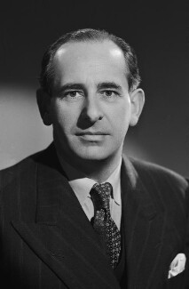 Clifford Arthur Bowman Wilcock, by Bassano Ltd - NPG x77540