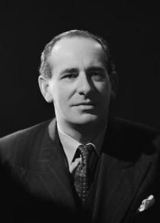 Clifford Arthur Bowman Wilcock, by Bassano Ltd - NPG x77542