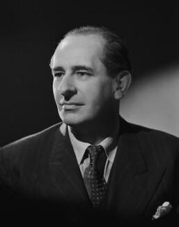 Clifford Arthur Bowman Wilcock, by Bassano Ltd - NPG x77543