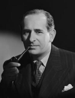 Clifford Arthur Bowman Wilcock, by Bassano Ltd - NPG x77544