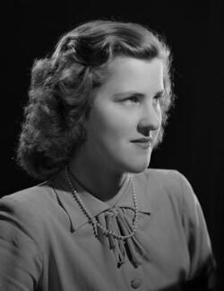 Jean Helen Heywood-Lonsdale (née Rollo), by Bassano Ltd - NPG x77683