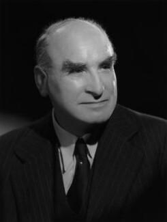 Sir Charles Carlow Reid, by Bassano Ltd - NPG x77741
