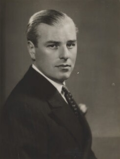 Sir Arthur Evans, by Dorothy Wilding - NPG x16197