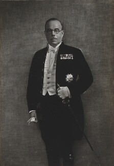 Joseph Joel Duveen, Baron Duveen, by Dorothy Wilding, 1935 - NPG x28133 - © William Hustler and Georgina Hustler / National Portrait Gallery, London