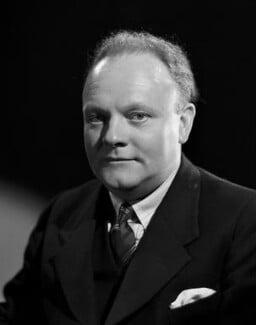 Victor Francis Yates, by Bassano Ltd, 10 June 1947 - NPG x77849 - © National Portrait Gallery, London