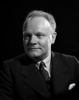 Victor Francis Yates, by Bassano Ltd, 10 June 1947 - NPG x77850 - © National Portrait Gallery, London