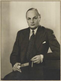 (Hubert Miles) Gladwyn Jebb, 1st Baron Gladwyn, by Dorothy Wilding - NPG x18855