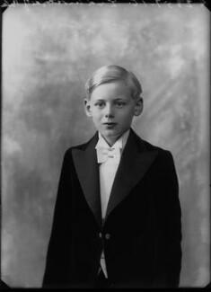 Edward Douglas-Scott-Montagu, 3rd Baron Montagu of Beaulieu, by Bassano Ltd - NPG x78594