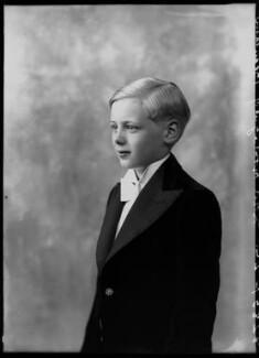 Edward Douglas-Scott-Montagu, 3rd Baron Montagu of Beaulieu, by Bassano Ltd - NPG x78595
