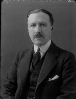 Sir Eric Clare Edmund Phipps, by Bassano Ltd - NPG x78608