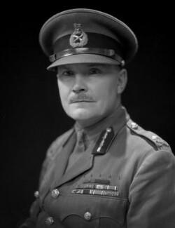 Bernard Cyril Freyberg, 1st Baron Freyberg, by Lenare, 1 December 1939 - NPG x789 - © National Portrait Gallery, London