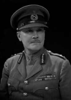 Bernard Cyril Freyberg, 1st Baron Freyberg, by Lenare - NPG x790
