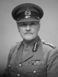 Bernard Cyril Freyberg, 1st Baron Freyberg, by Lenare - NPG x792