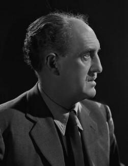 Sir Richard George Lewis, by Bassano Ltd - NPG x79208