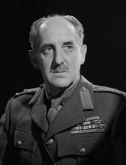 Sir Richard George Lewis, by Bassano Ltd - NPG x79210
