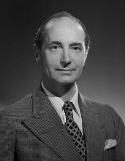 Sir Paul Dukes, by Bassano Ltd - NPG x79212