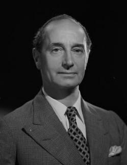 Sir Paul Dukes, by Bassano Ltd - NPG x79213