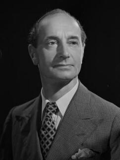 Sir Paul Dukes, by Bassano Ltd - NPG x79214