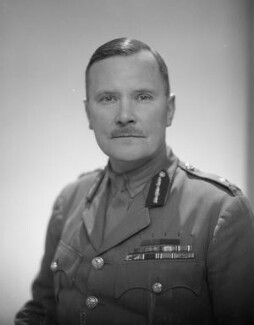 Bernard Cyril Freyberg, 1st Baron Freyberg, by Lenare - NPG x794
