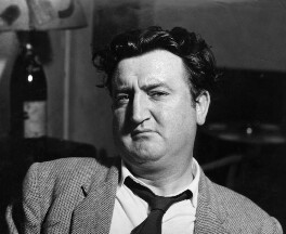 Brendan Behan, by Ida Kar - NPG x88613