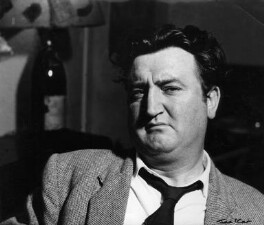 Brendan Behan, by Ida Kar - NPG x88614