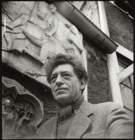 Alberto Giacometti, by Ida Kar - NPG x31632