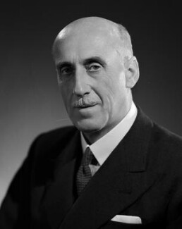 Sir Hugh Stephenson Turnbull, by Bassano Ltd - NPG x79611