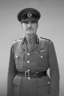 Bernard Cyril Freyberg, 1st Baron Freyberg, by Lenare - NPG x797