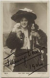Fanny Dango, by Richard Brown - NPG x7978