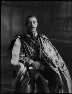 Alexander Albert Mountbatten, 1st Marquess of Carisbrooke, by Bassano Ltd - NPG x79905