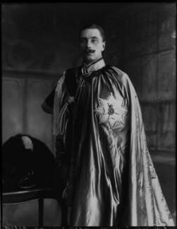 Alexander Albert Mountbatten, 1st Marquess of Carisbrooke, by Bassano Ltd - NPG x79907