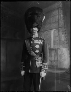 Alexander Albert Mountbatten, 1st Marquess of Carisbrooke, by Bassano Ltd - NPG x79908