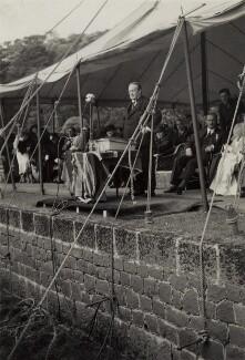 Stanley Baldwin, 1st Earl Baldwin, by Unknown photographer - NPG x7994