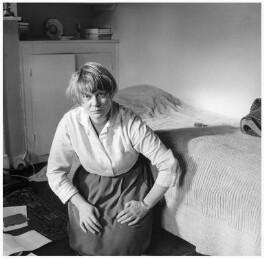 Iris Murdoch, by Ida Kar, 1957 - NPG x31659 - © National Portrait Gallery, London