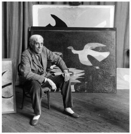 Georges Braque, by Ida Kar - NPG x31656