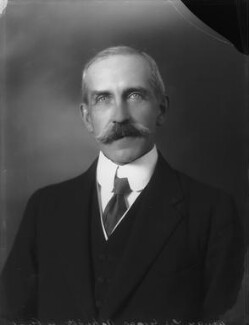 George Ranken Askwith, Baron Askwith, by Bassano Ltd, circa 1913 - NPG x80259 - © National Portrait Gallery, London