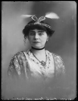 Princess Anne of Löwenstein-Wertheim-Freudenberg (née Lady Anne Savile), by Bassano Ltd, circa 1913 - NPG x80279 - © National Portrait Gallery, London