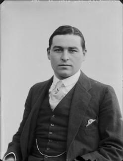 Joseph Montague Kenworthy, 10th Baron Strabolgi, by Bassano Ltd - NPG x80292