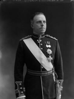 Anthony Ashley-Cooper, 9th Earl of Shaftesbury, by Bassano Ltd - NPG x80313