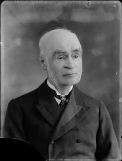 Lord Herbert Hardy Cozens-Hardy, 1st Bt, by Bassano Ltd - NPG x80346