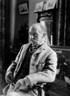 Thomas Hardy, by Clive Holland, 1900s - NPG x17358 - © National Portrait Gallery, London