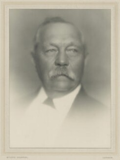 Arthur Conan Doyle, by Armand Luigi Cigarini - NPG x8038