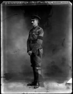 Sir Montague Aubrey Rowey Cholmeley, 4th Bt, by Bassano Ltd - NPG x80420