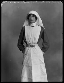Jean Barbara (née Ainsworth), Viscountess Massereene and Ferrard, by Bassano Ltd - NPG x80496