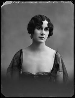 Jean Barbara (née Ainsworth), Viscountess Massereene and Ferrard, by Bassano Ltd - NPG x80497